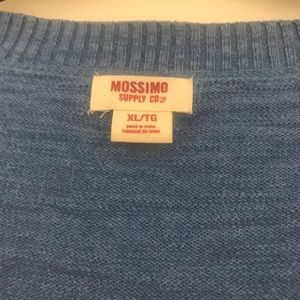 Mossimo Supply Co. Sweaters - Lightweight short sleeved sweater cardigan